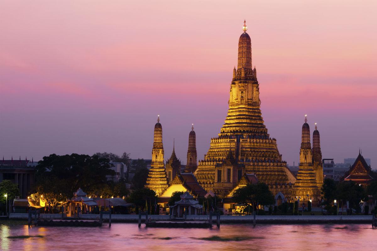 Thailand Staatstrauer