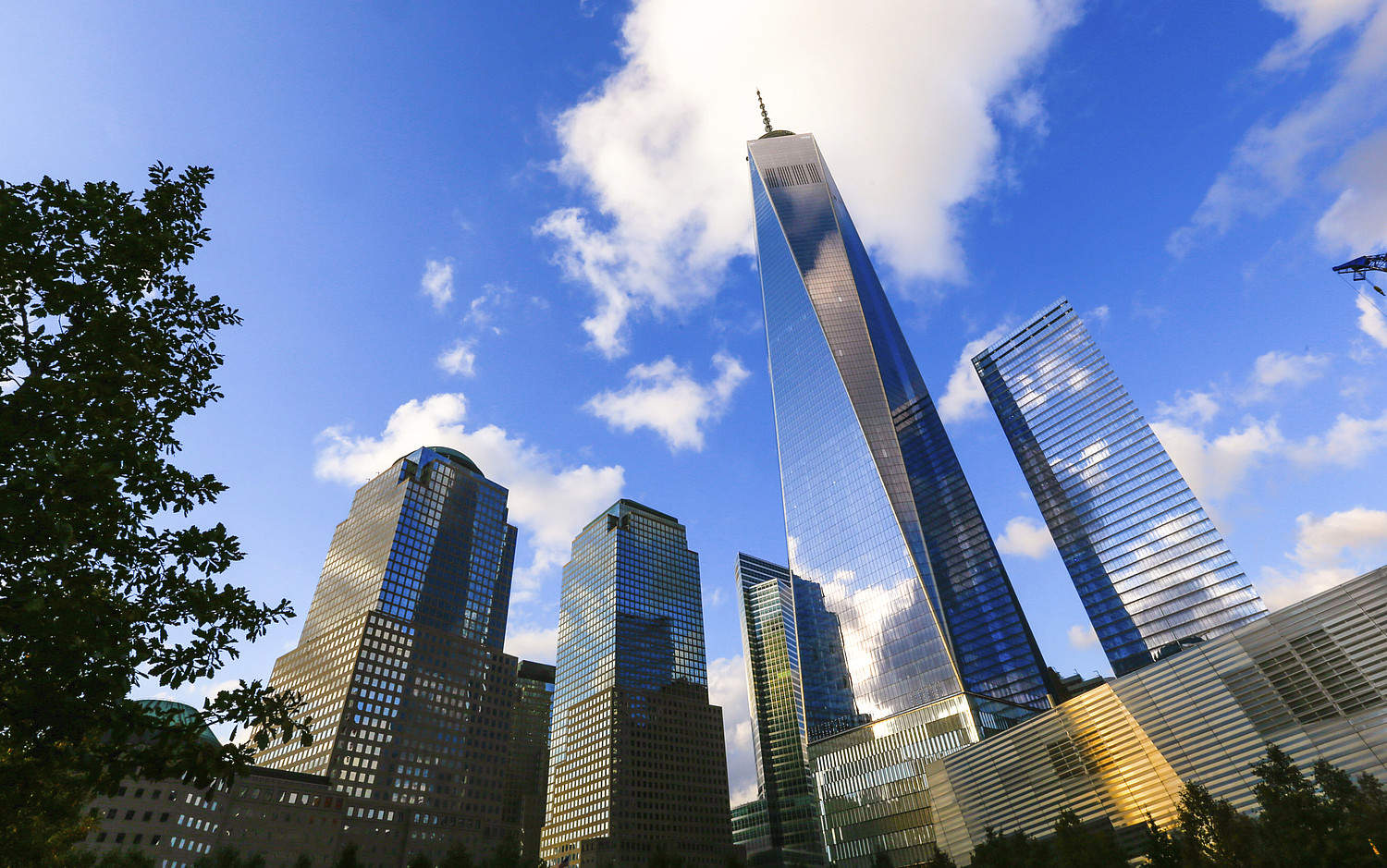 Wo Stand Das World Trade Center