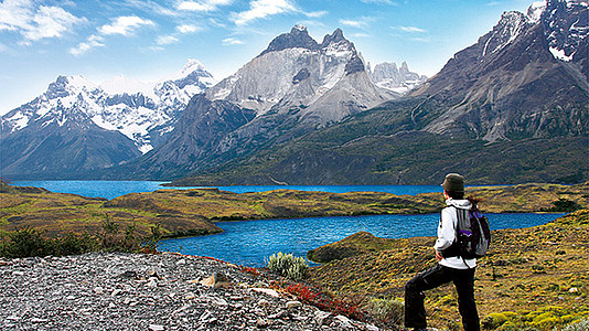 Nationalpark Torres del Paine - Patagonien © Turismo Chile
