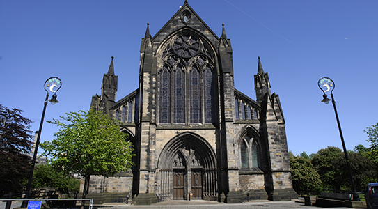 Glasgow Cathedral © Glasgow Life